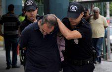 ترکیه 226x145 - شش نفر به اتهام توهین اردوغان دستگیر شدند