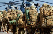 تفنگدار امریکا 226x145 - تفنگداران بحری امریکا در افغانستان تجهیز می شوند!
