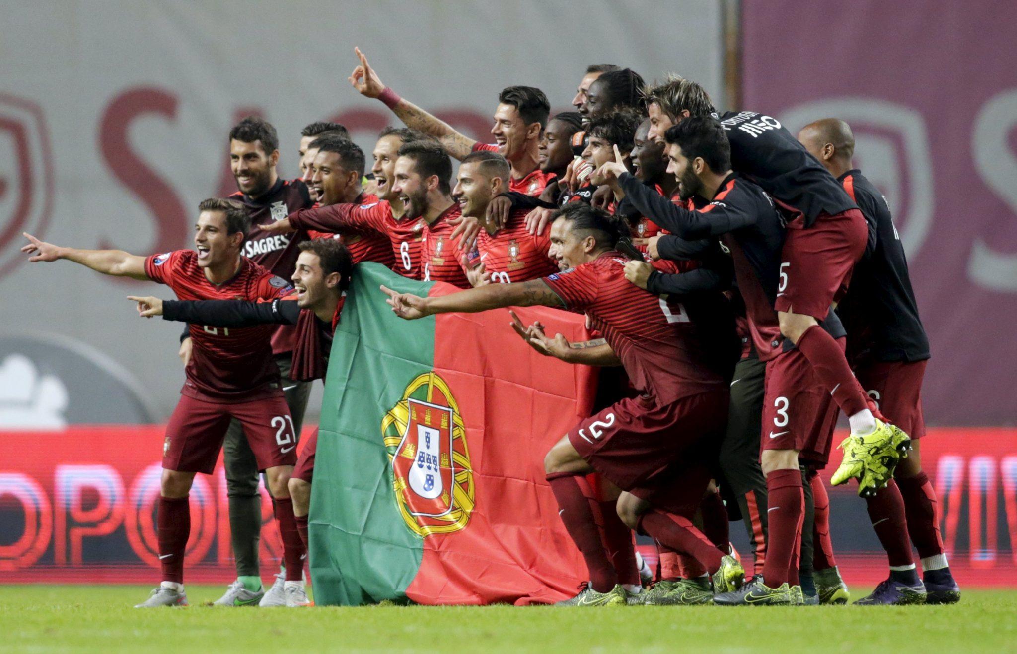تیم ملی پرتگال - پیشنهاد جالب یک متخصص جنسی به بازیکنان تیم ملی پرتگال: خودارضایی کنید!!