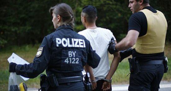 جرمنی 550x295 - افزایش خشونت ها علیه پناهجویان افغان در جرمنی