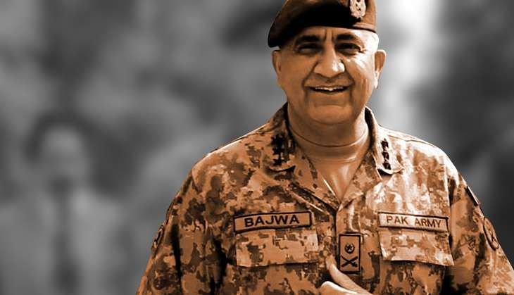 جنرال باجوه - حمایت لوی درستیز اردوی پاکستان از تلاشهای امریکا در امور صلح افغانستان