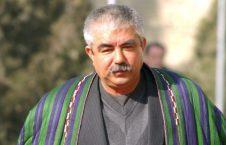 جنرال دوستم 226x145 - مساعدت بنیاد خیریه دوستم با شهدا و بیجاشده گان جنگ در تخار