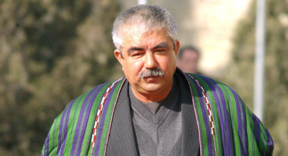 جنرال دوستم - پیام جنرال دوستم به مناسبت فرارسیدن عید سعید فطر