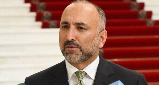 حنیف اتمر 1 550x295 - واکنش حنیف اتمر به خروج قوای خارجی از افغانستان