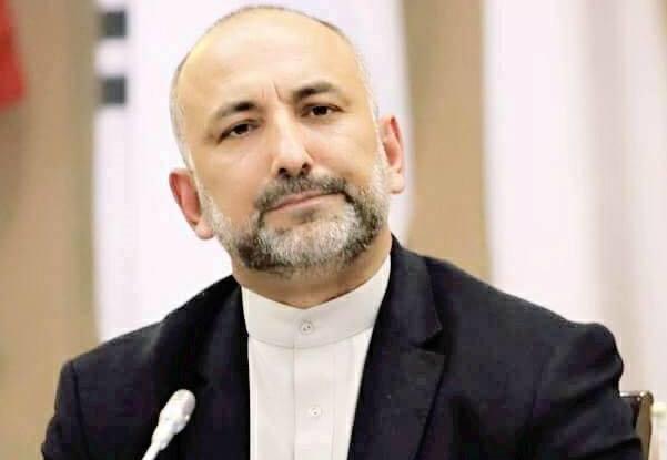 حنیف اتمر - افشاگری حنیف اتمر از تصمیم ارگ برای تغییرات گسترده در کمیسیون مستقل انتخابات
