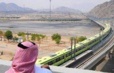 خط آهن 226x145 - اسراییل، خط آهن عربستان به اروپا را از اراضی اشغالی می گذراند!