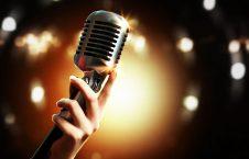 خواننده 226x145 - حضور عزرائیل در وسط کنسرت خواننده روسی