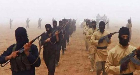داعش 5 550x295 - درخواست ترکیه از جامعه جهانی برای نابودی داعش در شمال سوریه