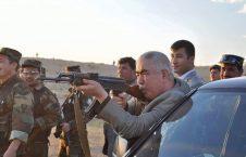 دوستم 1 226x145 - قول اردوی شاهین جزییات حمله بالای کاروان جنرال دوستم را اعلام کرد