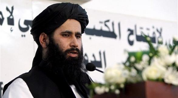 Risultati immagini per ذبیحالله مجاهد٬ سخنگوی طالبان .