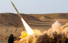 راکت 1 226x145 - فَیر راکت بالستیک توسط انصارالله یمن بالای مواضع متجاوزان سعودی