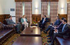 مارى سكار 226x145 - سفير ناروى: افغانستان برايم فراموش ناشدنى است!