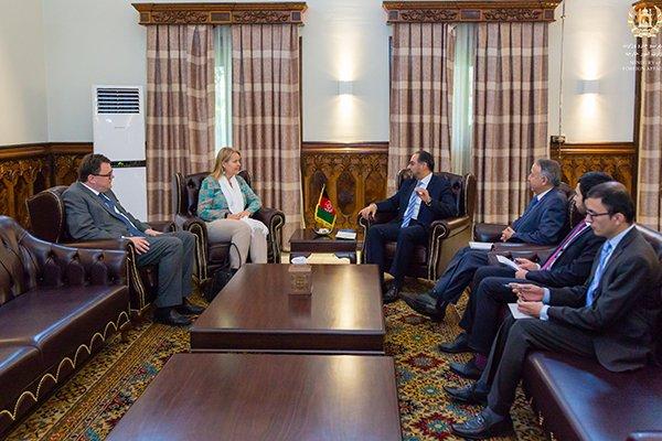 مارى سكار - سفير ناروى: افغانستان برايم فراموش ناشدنى است!