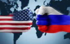 روسیه امریکا 226x145 - تقابل نیروهای روس و امریکایی در شمال شرقی سوریه