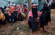 روهینگیایی 226x145 - گزارشی تکان دهنده از تجاوز گروهی بالای زنان مسلمان روهینگیایی