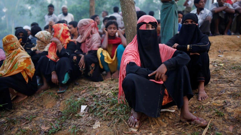 روهینگیایی - گزارشی تکان دهنده از تجاوز گروهی بالای زنان مسلمان روهینگیایی
