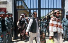 زندانی 1 226x145 - آزادی 16 تن از زندانیان از محبس نیمروز