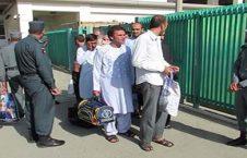 زندانی 226x145 - انتقال ۵۰۰ تن زندانی افغان از ایران به افغانستان
