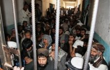 زندان 226x145 - لوی سارنوالی جمهوری اسلامی افغانستان دهها تن از زندانیان طالبان را آزاد کرد