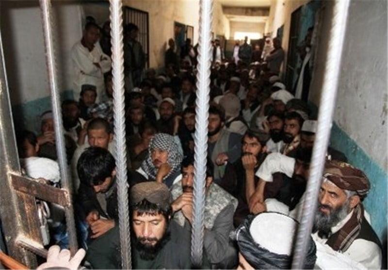 زندان - لوی سارنوالی جمهوری اسلامی افغانستان دهها تن از زندانیان طالبان را آزاد کرد