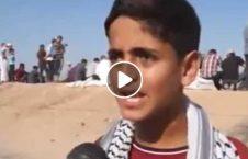 طیاره بی پیلوت اسراییل کودک فلسطینی 226x145 - ویدیو/ سرنگونی طیاره بی پیلوت اسراییل توسط یک کودک فلسطینی