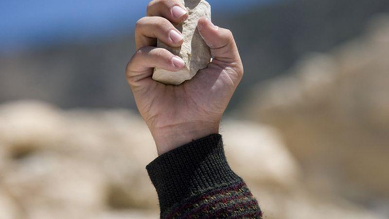 سنگسار 1 - قتل بی رحمانه یک مرد توسط داعش در جوزجان + عکس