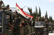 226x145 - وقوع یک درگیری میان اردوی سوریه با نظامیان امریکا در شرق حمص