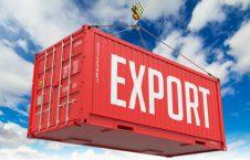 صادرات 226x145 - روابط تجاری افغانستان و اروپا کمرنگ شده است!