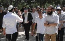 صهیونیست 226x145 - تصاویر/ تخریب قبور مسلمانان توسط اسراییلی ها