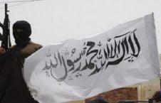 طالبان بیرق 226x145 - بیرق طالبان در ولسوالی پرچمن به اهتزاز درآمد