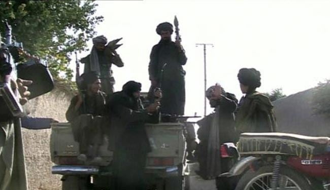 طالبان 4 - حمله هوایی بالای کاروان طالبان در ولایت کندز