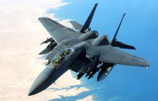 طیاره جنگی 1 226x145 - افغانستان؛ محل فرود راکت های امریکایی!