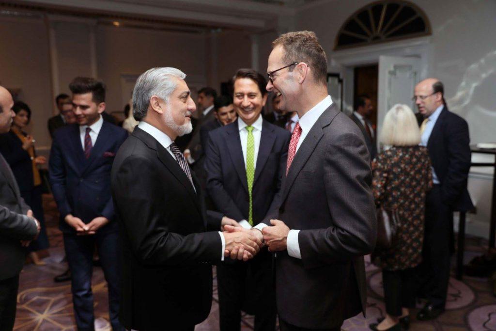 عبدالله 1 1 1024x683 - تصاویر/ ضیافت افطار با حضور داشت رییس اجراییه در لندن