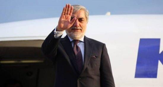 عبدالله عبدالله 550x295 - سفر رییس شورای عالی مصالحه ملی به تاجکستان