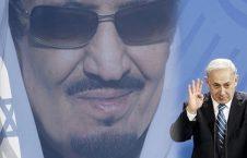 عربستان اسراییل 226x145 - اقدام عربستان برای عادی سازی روابط اش با اسراییل