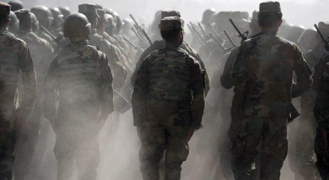 عسکر - هشدار نشریه امریکایی از آغاز بحرانی جدید در افغانستان