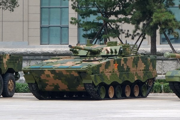 غول جنگی چینایی 1 - تصاویر/ غول جنگی چینایی