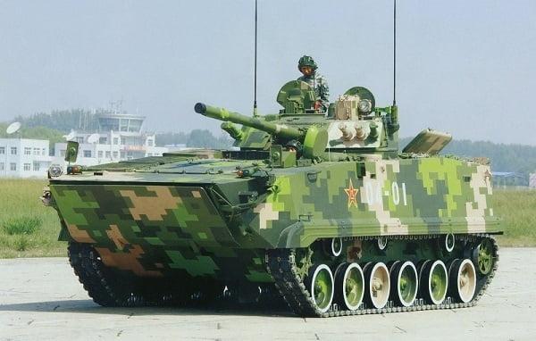 غول جنگی چینایی 2 - تصاویر/ غول جنگی چینایی