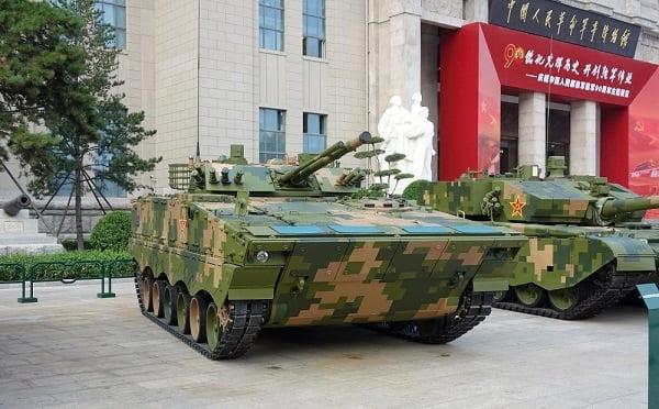 غول جنگی چینایی 3 - تصاویر/ غول جنگی چینایی
