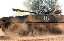غول جنگی چینایی 4 226x145 - تصاویر/ غول جنگی چینایی