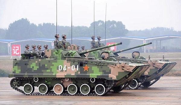 غول جنگی چینایی 5 - تصاویر/ غول جنگی چینایی