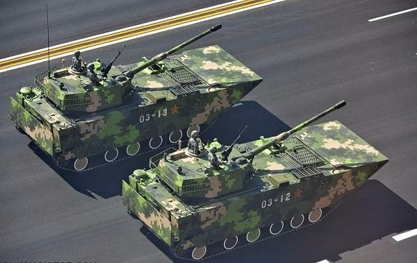 غول جنگی چینایی 6 - تصاویر/ غول جنگی چینایی