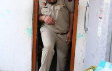 تصاویر/ غول پیکر ترین پولیس دنیا