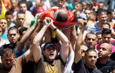 2 226x145 - کشته شدن یک جوان فلسطینی در غزه