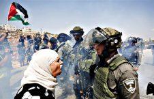 فلسطین 226x145 - درگیری قریب الوقوع میان باشنده گان فلسطینی و اردوی اسراییل