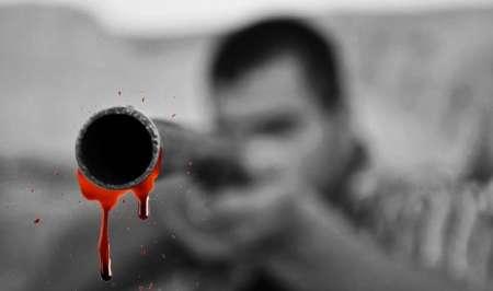 قتل 1 - جنایت یک مرد روانی در پروان