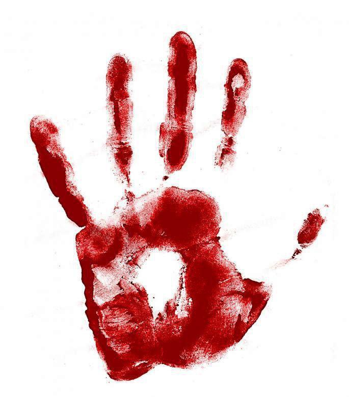 قتل - حمله وحشیانه مرد ناشناس به پولیس زابل