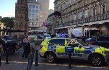 لندن 226x145 - هشدار خطر بم گذاری در یک ایستگاه متروی لندن