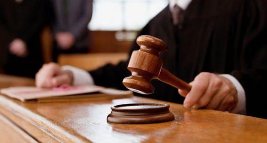 محکمه 1 550x295 - محکمه مصر ۷۵ تن از هواداران محمد مرسی را به اعدام محکوم کرد