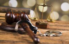 محکمه 226x145 - 25 سال زندان به جرم ارتباط با داعش